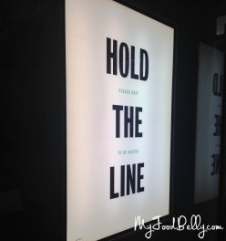 Hold The Line!