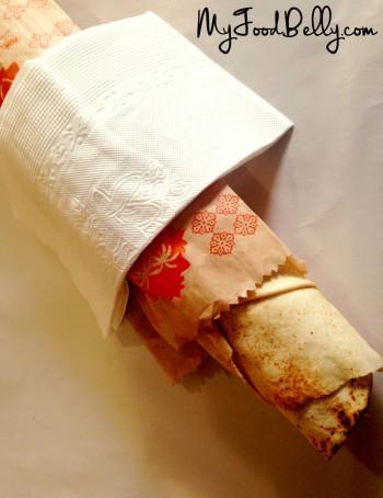 Lamb Shawarma ($9)