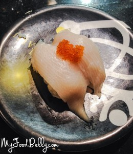 Kingfish (we think) Nigiri
