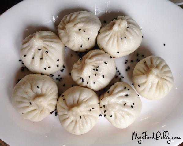 Sheng Jian Bao ($11.80 for 8) - Fried Pork Buns